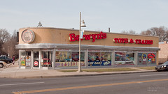 the best thing about Berwyn... (contemplative imaging) Tags: usa west building shop retail architecture america toys march store illinois midwest suburban saturday trains hobby structure architectural il american ave western suburbs lionel avenue 169 berwyn ogden cookcounty mth 16x9 berwyns midwestern 2011 20110320