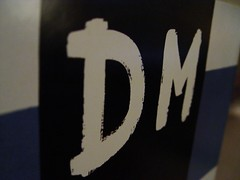 "Mar 26 2011 [Day 145] ""Song Lyric Saturday"" (James_Seattle) Tags: march 1987 cybershot depechemode 365 dm year1 dscf717 musicforthemasses martingore 2011 sonycybershotdscf717 little15 jamesseattle songlyricsaturday"