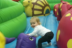 Lilah at Monkey Joes