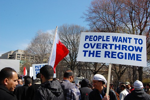 """Yemen protest: """"people want to overthrow the regime"""""""