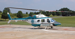 Carolinas Medical Center Bell 230 Helicopter (rcsadvmedia) Tags: center medical helicopter ems dustoff bellhelicopter bell430 carolinas airambulance medivac medcenterair photobychristianshepherd photographbychristianshepherd rcsadvmedia rcsadventuremedia