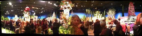 Macy's Flower Show--super great as usual!