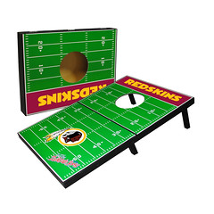 Washington Redskins Folding Cornhole Boards