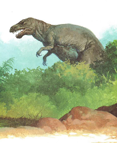 Tyrannosauus rex
