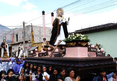 Procesión de la Iglesia de Jocotenango Sac06.