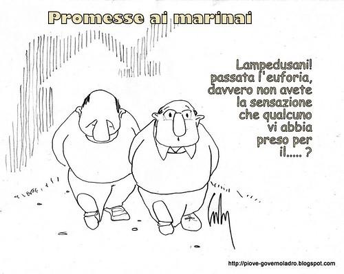 Promesse ai Marinai by Livio Bonino