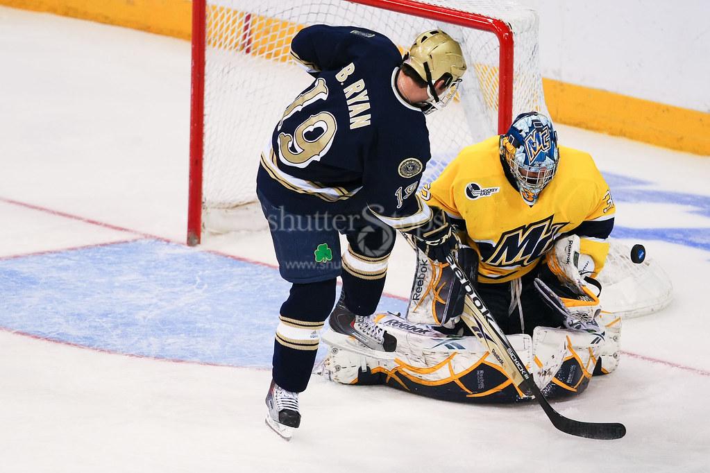University of Notre Dame Hockey