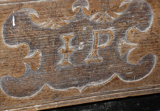 Stall Carving, Church of St Bartholomew, Vowchurch