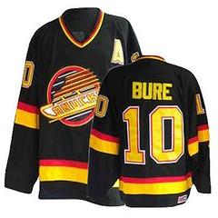 Vancouver Canucks #10 Pavel Bure CCM Black Jersey (Terasa2010) Tags: jersey vancouvercanucks  cheapnhljerseys nhljerseysfromchina nhljerseysforsale cheapjerseyswholesale cheapvancouvercanucksjerseys