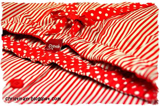 My Minnie Mouse Pajamas