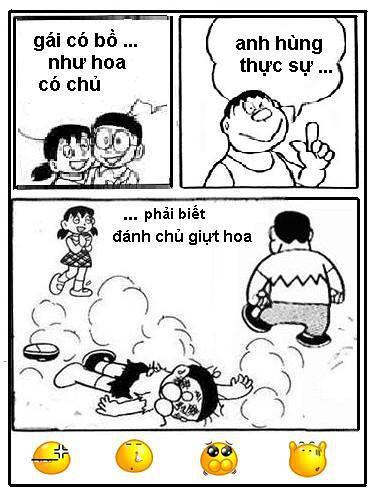 Truyen Doremon Che
