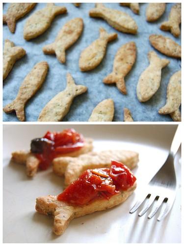 pesci-biscotti d'aprile