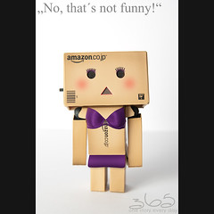 No, thats not funny! (Oliver Totzke) Tags: 2 canon mark days ii 1d 365 danbo mark2 revoltech danboard