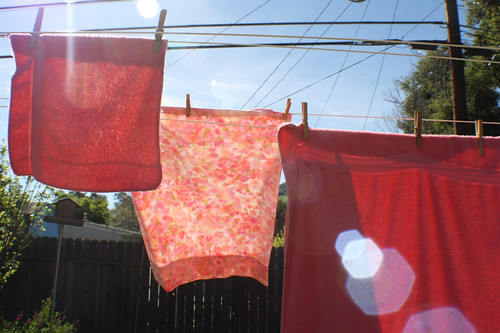 poppytalk pink: drying time
