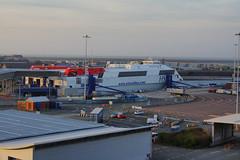 HSS Explorer (Robert D Thomas) Tags: uk ferry wales speed high europe explorer north catamaran hi stena anglesey holyhead