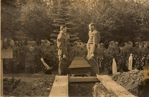 POW burial at Bad Sulza