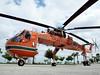 Erickson Air-Crane Sikorsky S-64F N158AC @ HAI Heli-Expo 2011 (MDLPhotoz) Tags: county orange geotagged orlando unitedstates florida olympus center convention williamsburg goliath hai zuiko erickson skycrane helo helipad heliport sikorsky 2011 aircrane f3556 heliexpo heliciopter 1442mm s64f zuikoed1442mmf3556 rotorcom mdlphotoz n158ac airshowstuff 229kmtowilliamsburginfloridaunitedstates geo:lat=28429107 geo:lon=81459312 2fl5