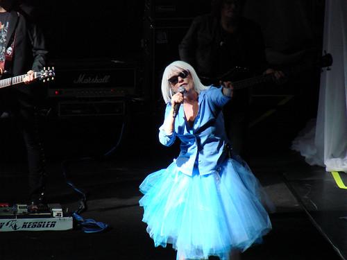 Blondie, live in concert, Sydney, 2010 - 03 by Australian Rozie