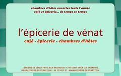 L' épicerie de Vénat