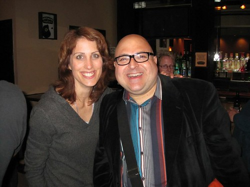 Erin Foley, Frank DeCaro