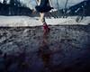 Peppermint step (LukeOlsen) Tags: red usa snow oregon ballerina boots swamp mthood pw governmentcamp strobist 580exii kellysparks lukeolsen pdxstrobist lightist