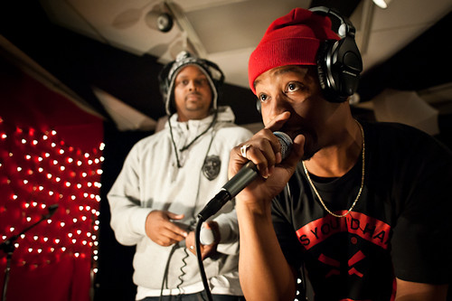 Seattle hip-hop trio Dyme Def have been making headlines since their 2006 ...