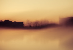 inertie dynamique (ASTIA) Tags: sunset sky sunrise river flow nikon icm d90 3518 intentionalcameramovement