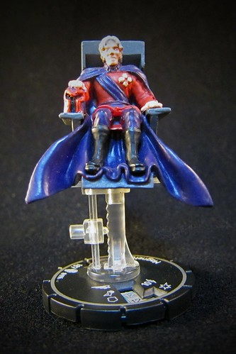 Marvel HeroClix Armor Wars #96 Magneto - Unique