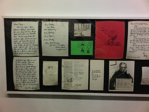 This is a Love Letter - Personal Correspondences from Charles M. Schulz