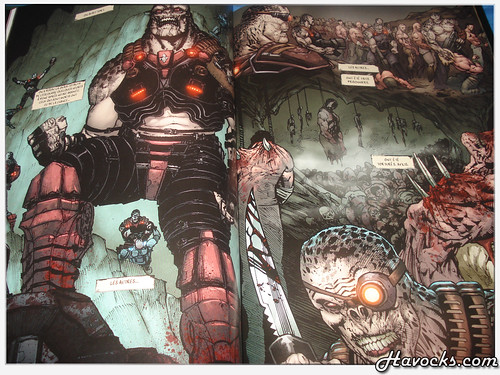 Gears of War - Roman-Comics - 04