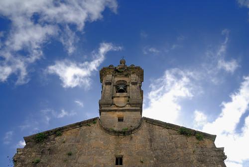 Por el Mercado de Abasto de Santiago de Compostela