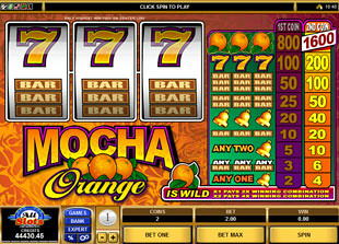 Mocha Orange slot game online review