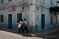 (Gonalo_Ferreira) Tags: africa street city travel cidade urban verde cabo cape vicente so viajar mindelo