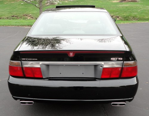 2000 Cadillac Seville Sts Interior. 2000 Cadillac Seville STS