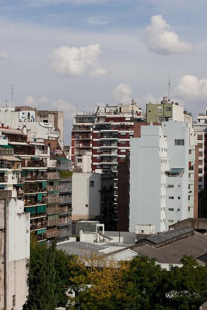 Buenos Aires - subexposta em 1 stop