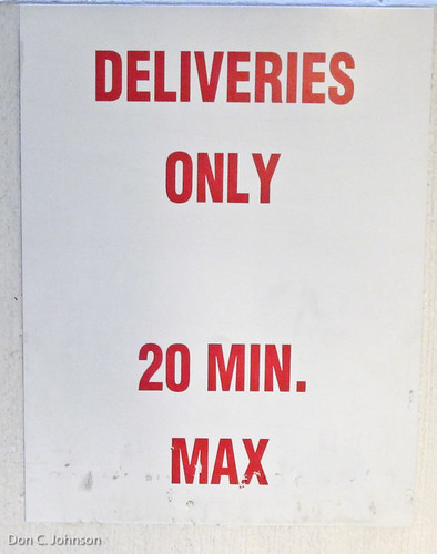 deliveries only-0497