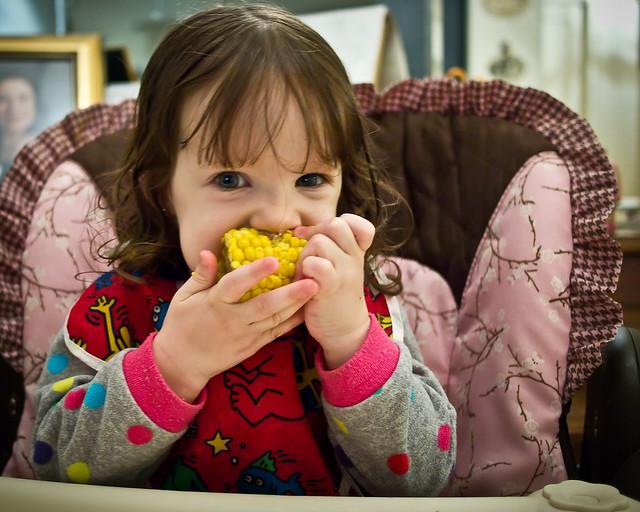103/365 - April 13, 2011 - Corny