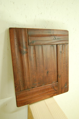 Special distressed door style