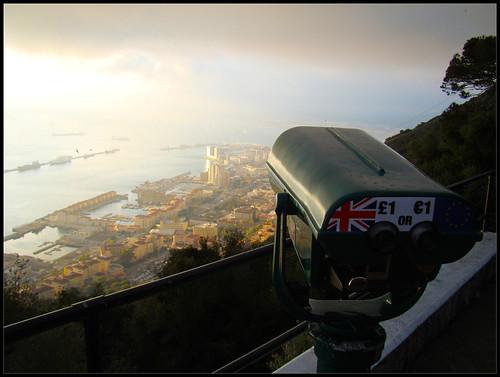 Mirador Peñón Gibraltar