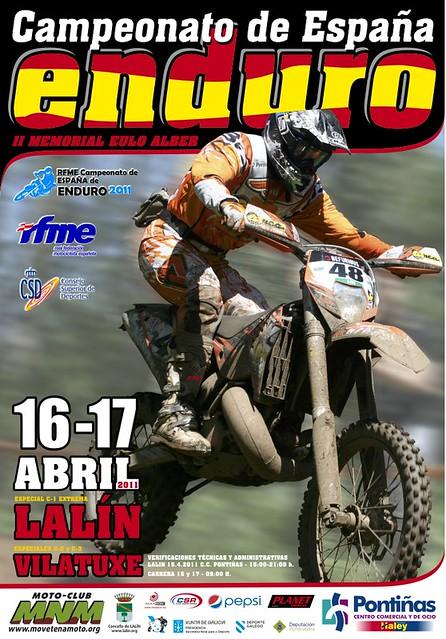 Campeonato España Enduro Lalín 2011