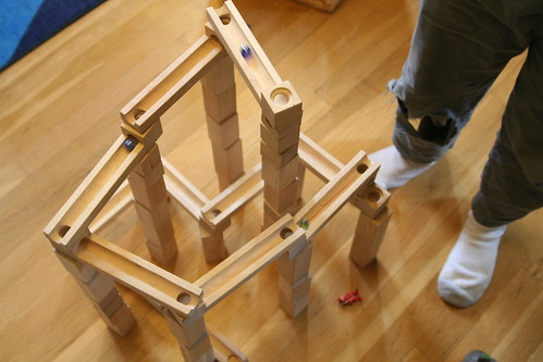 This Moment: Marble Run