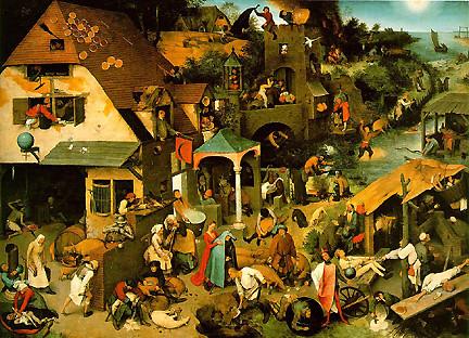 Bruegel_Proverbs