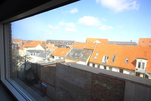 Hotel room view, Esbjerg