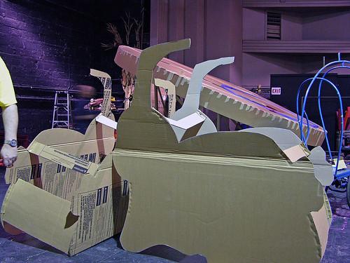rabbit box MayDay 2011