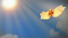 Icarus (Legoagogo) Tags: wings lego icarus chichester afol legoagogo