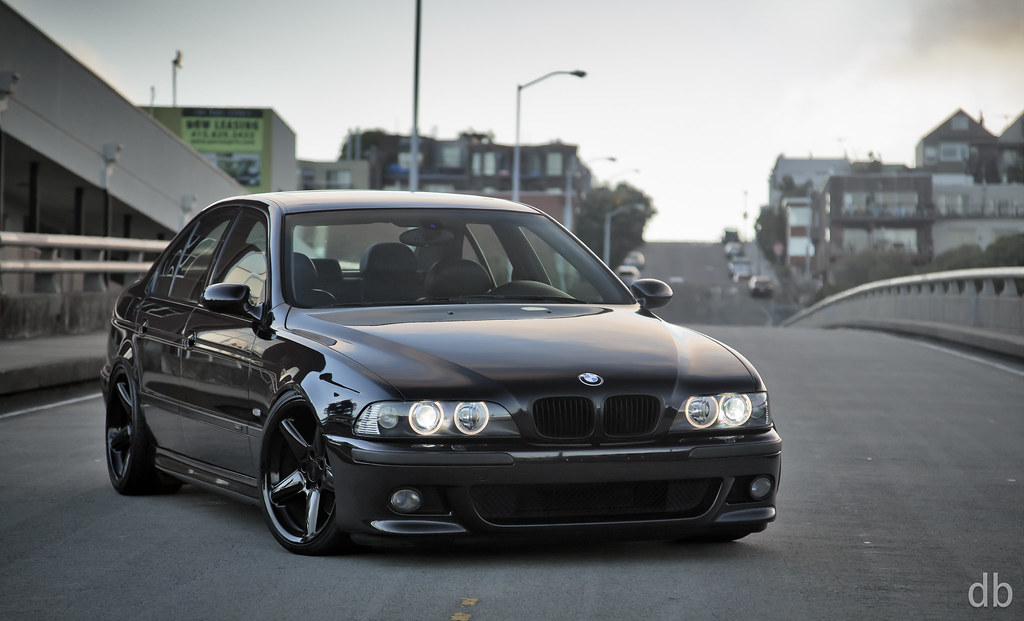 Carbon Black E39 M5 On Acs Wheels Transportation In Photography On The Net Forums