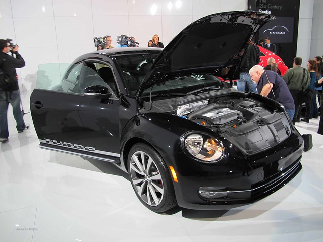 2012 Volkswagen Beetle- NY Auto Show World Debut..015