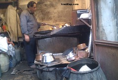 Copper Maker - مسگری (IranMap) Tags: iran iranmap iranmapcom mesgari coppermaker مسگری