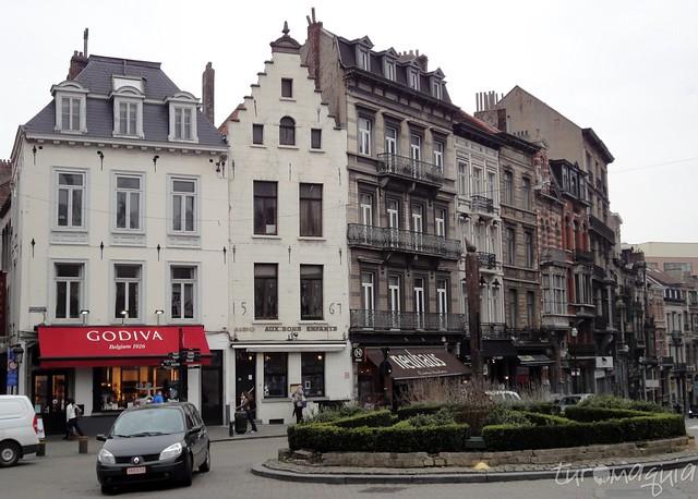 Tentações belgas