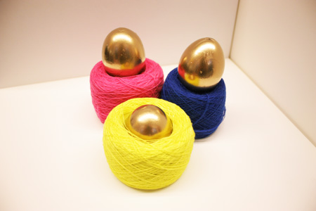 Couture Eggs